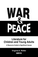 War and Peace Literature for Children and Young Adults