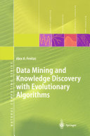 Data Mining and Knowledge Discovery with Evolutionary Algorithms [Pdf/ePub] eBook