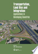 Transportation  Land Use and Integration