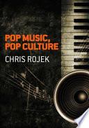 Pop Music Pop Culture