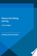 Deleuze and Lifelong Learning
