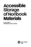 Accessible Storage Of Nonbook Materials