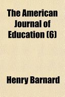 The American Journal of Education  6