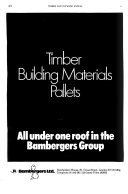 Timber and Plywood Annual Book