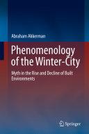 Phenomenology of the Winter-City Pdf/ePub eBook