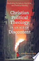 Christian Political Theology in an Age of Discontent Book