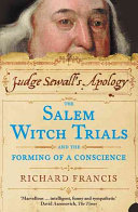Judge Sewall's Apology