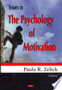 Issues in the Psychology of Motivation Book