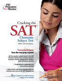 Cracking the Sat Book