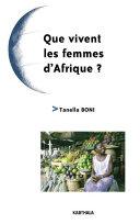 Pdf Que vivent les femmes d'Afrique ? Telecharger