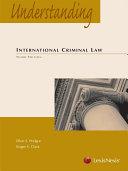 Understanding International Criminal Law