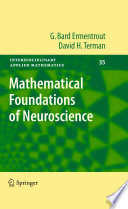 Mathematical Foundations of Neuroscience