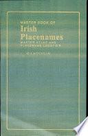 The Master Book of Irish Placenames