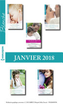 10 romans Blanche + 1 gratuit (Janvier 2018 no1346 à 1350)