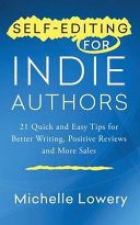 Self-Editing for Indie Authors