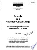 Patents and Pharmaceutical Drugs
