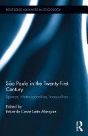São Paulo in the Twenty-First Century