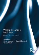 Writing Revolution in South Asia