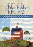 The Old Farmer s Almanac Blue Ribbon Recipes