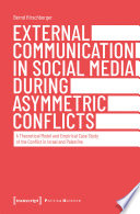External Communication in Social Media During Asymmetric Conflicts Book