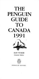 The Penguin Guide to Canada  1991