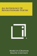An Anthology of Revolutionary Poetry