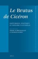 Le Brutus de Cicéron