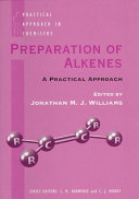 Preparation of Alkenes Book