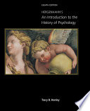 Hergenhahn s An Introduction to the History of Psychology Book