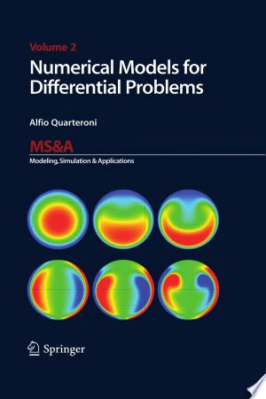 Download Numerical Models for Differential Problems online Books - godinez books