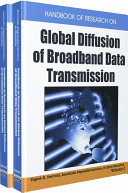 Handbook of Research on Global Diffusion of Broadband Data Transmission Book