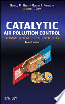 Catalytic Air Pollution Control Book PDF