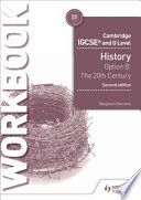 Cambridge Igcse and O Level History Workbook