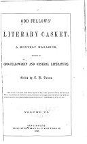 Odd Fellows  Literary Casket
