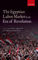 The Egyptian Labor Market in an Era of Revolution Pdf/ePub eBook