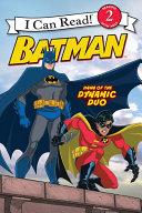 Batman Classic: Dawn of the Dynamic Duo