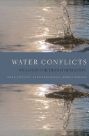 Pdf Water Conflicts