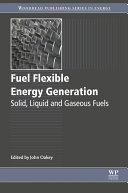 Fuel Flexible Energy Generation