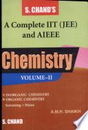 S.Chand's Complete Iit (Jee) & Aieee Chemistry II