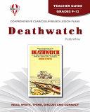 Deathwatch Teacher Guide