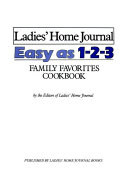 Ladies  Home Journal Easy as 1 2 3 Cookbook Library