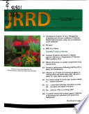 Journal of Rehabilitation Research and Development Book