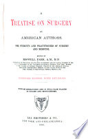A Treatise on Surgery