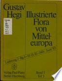 Illustrierte Flora von Mitteleuropa: T. 1. Pteridophyta