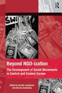 Beyond NGO-ization