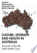 Culture  Diversity and Health in Australia