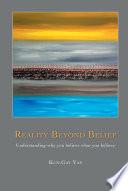 Reality Beyond Belief Book PDF