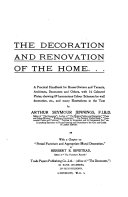 The Decoration and Renovation of the Home