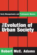 The Evolution of Urban Society
