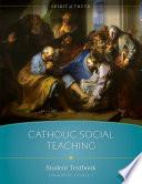 Catholic Social Teaching Textbook Book PDF